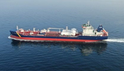 New Generation Tanker for Canada was delivered