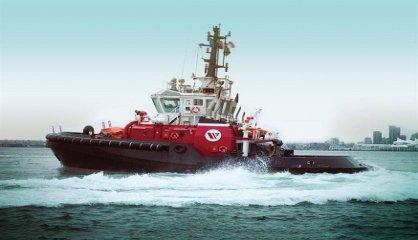 Tugboats for Sanmar Shipyard