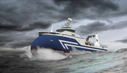 Can Makina Elektrik receives three 54.75 meters Fresh Fish Trawler Order