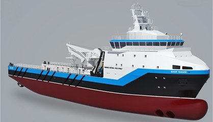 Can Makina awarded Electric Propulsion Platform Supply Vessels at Selah shipyard