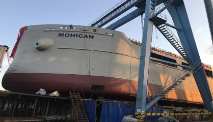 MOHICAN for Misha Shipping was launched.