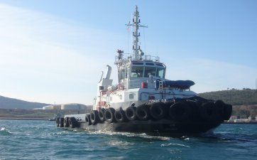 Four Tug Boats for Ditaş Shipping