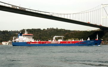 Alarm and Monitoring System for İçdaş Shipping